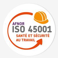 Membre de l'AFNOR et participant à la Commission sur la norme ISO 45001
